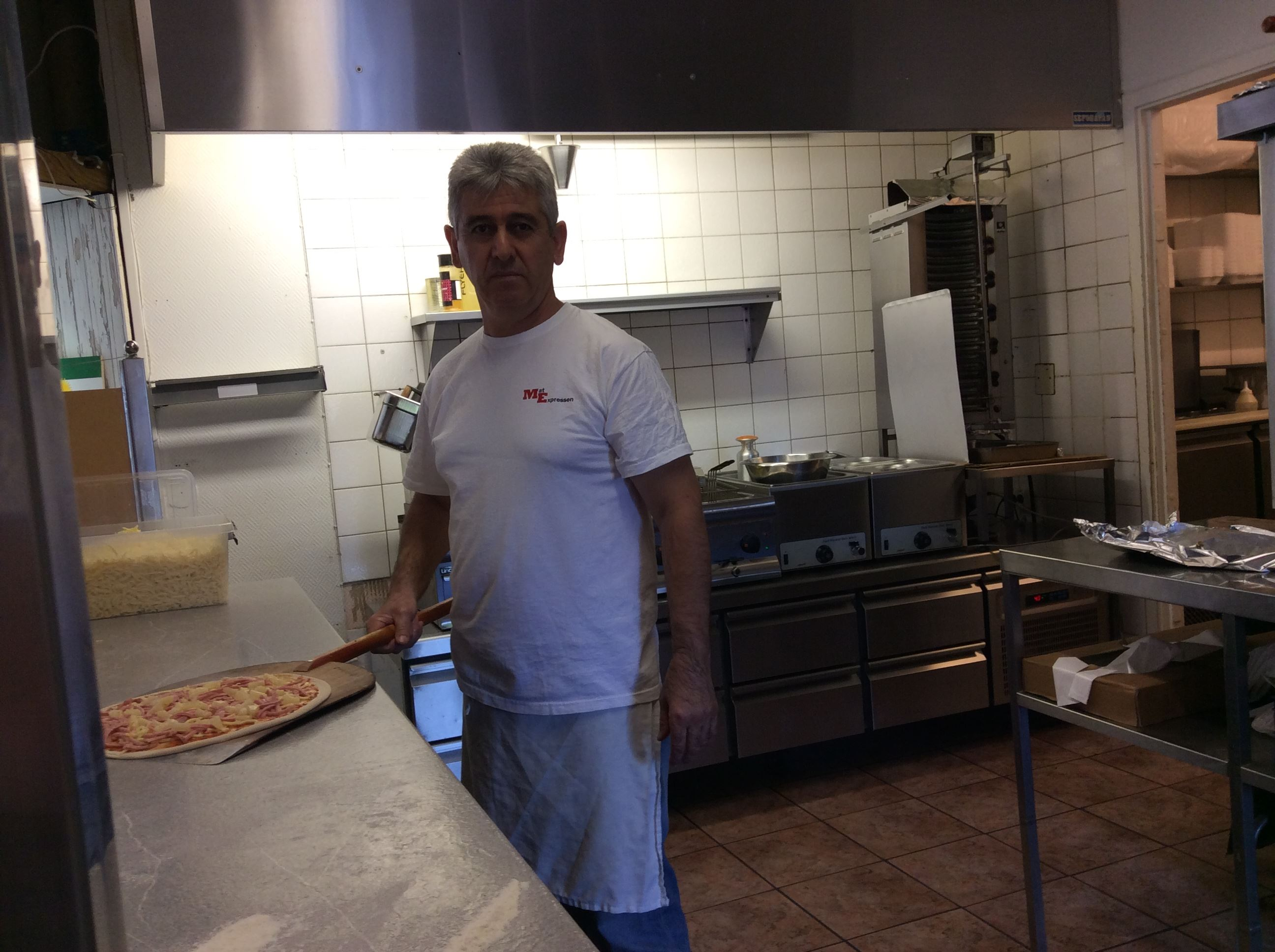 Torsås Turistbyrå, Tuppen Restaurant und Pizzeria
