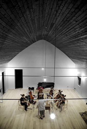 Ekkozone i Elvermose - Klassiske Koncerter