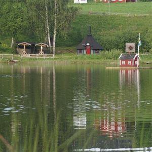 © Matfors sportfiskeklubb, Put-and-take fiske i Ängomstjärn