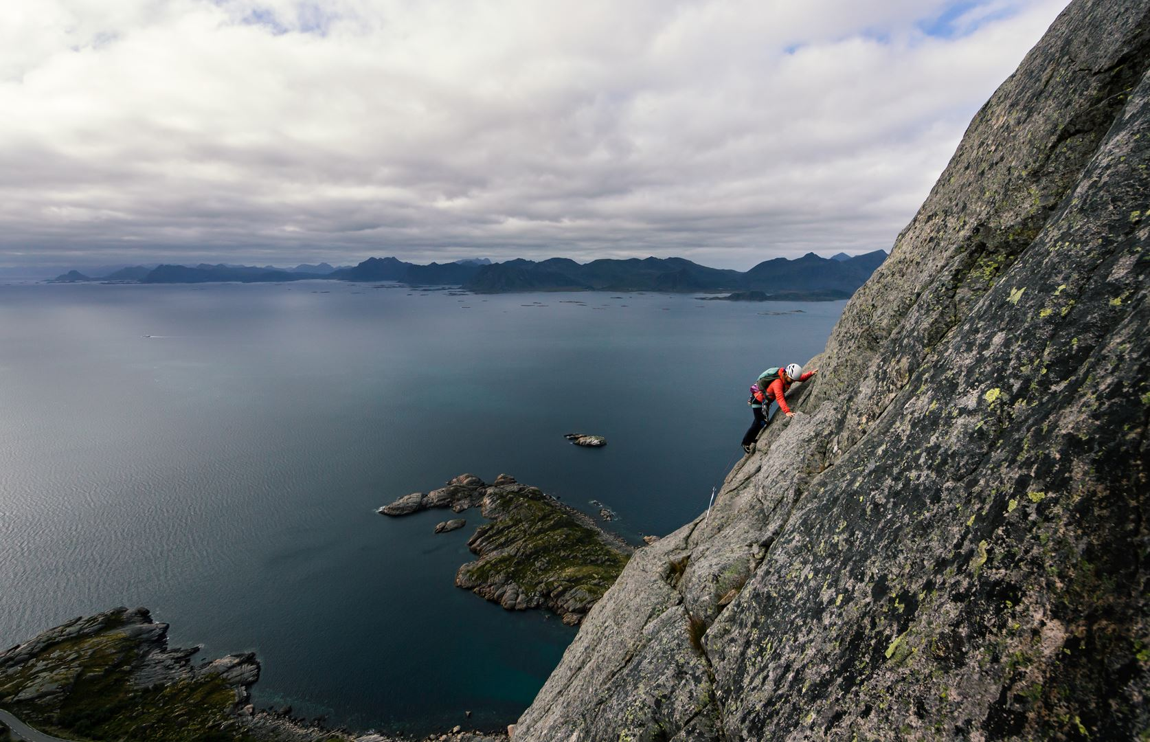 © Northern Alpine Guides, Lofoten Classic Rock - Northern Alpine guides