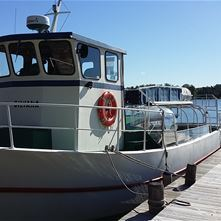 Boat excursion to Sälskär by M/S Silvana