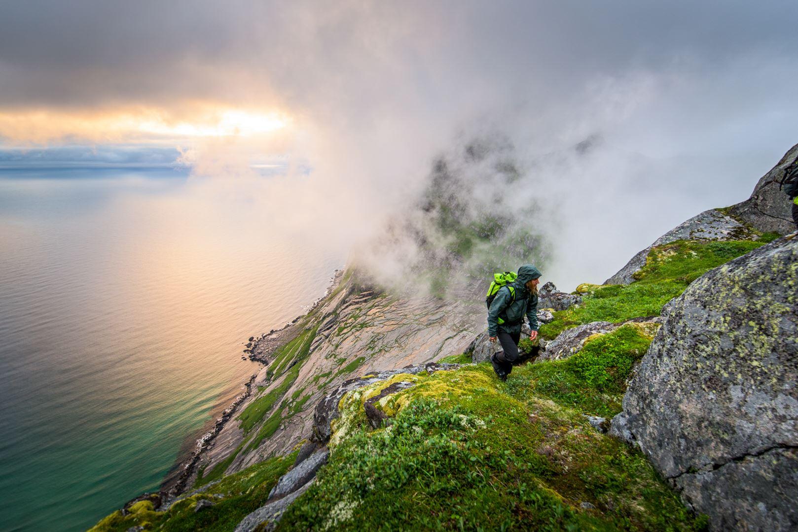 Lofoten Ridge Lines - Northern Alpine guides