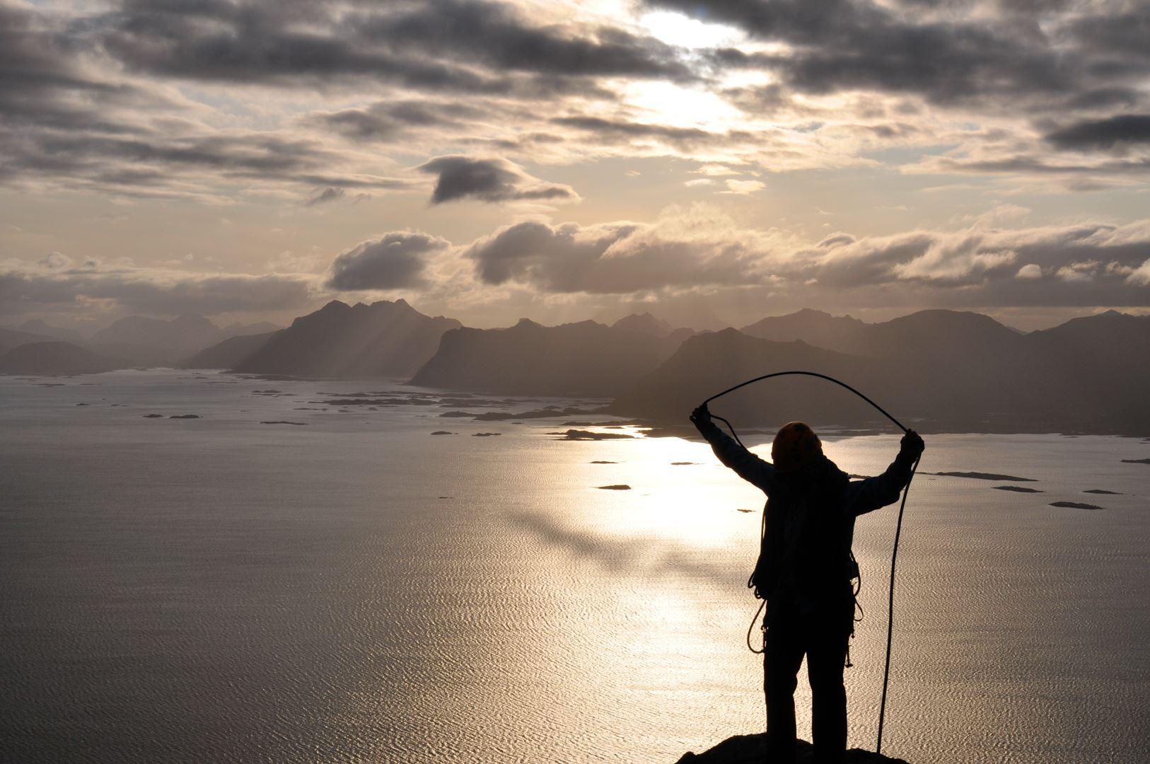 © Northern Alpine Guides, Lofoten Ryggtraverser - Northern Alpine guides