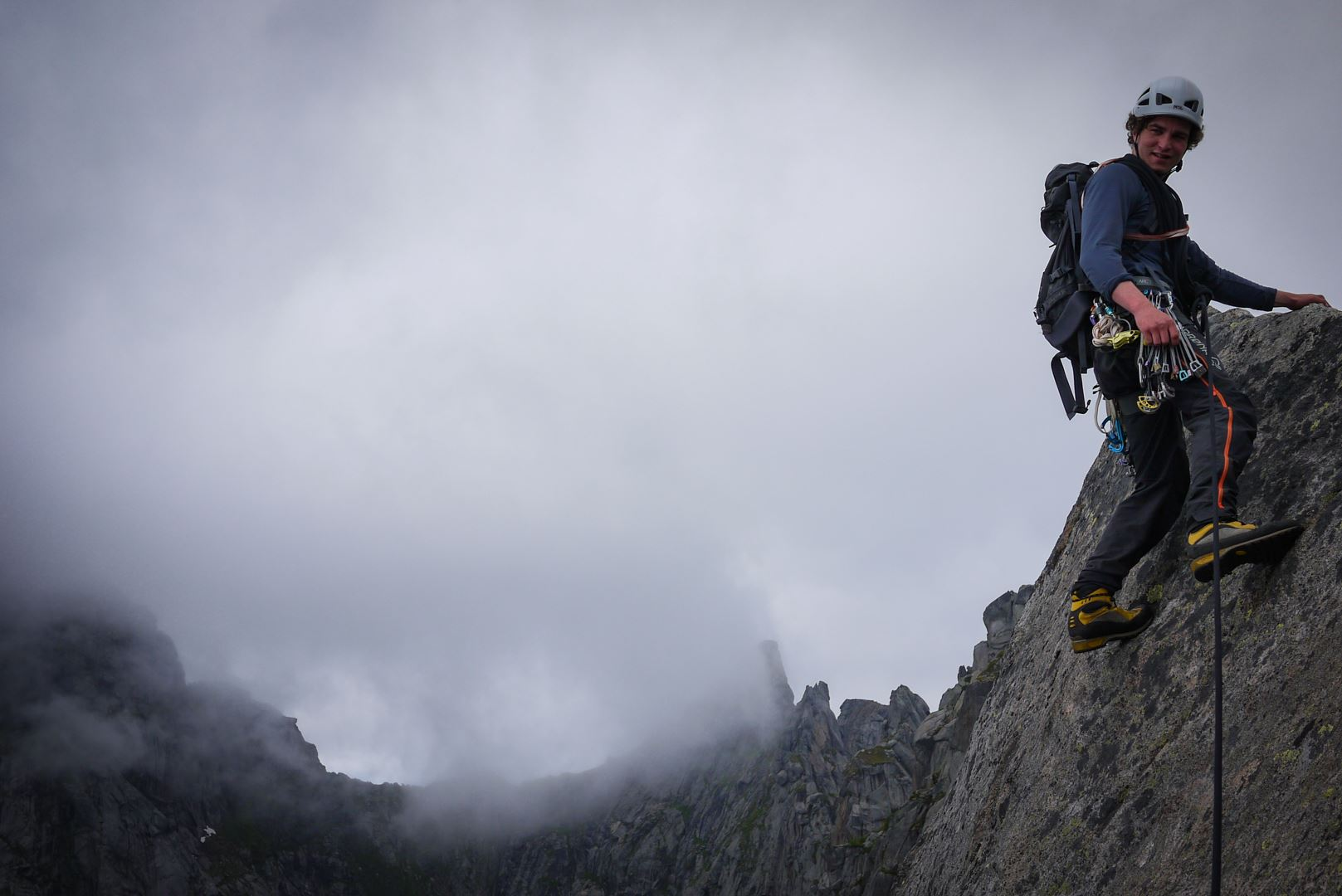 © Northern Alpine guides, Lofoten Ridge Lines - Northern Alpine guides