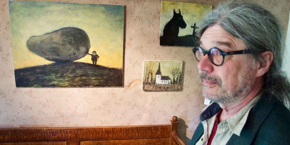 Ulf Lundkvist i Duvemåla