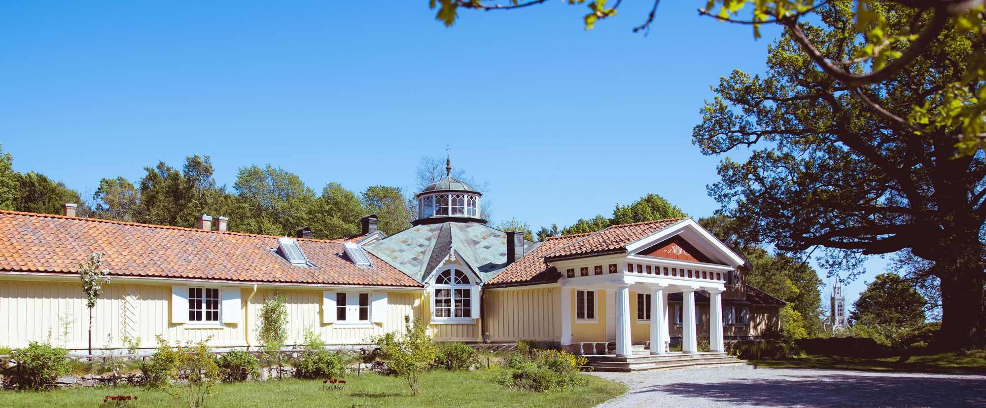 Guided tour - Skärva manor