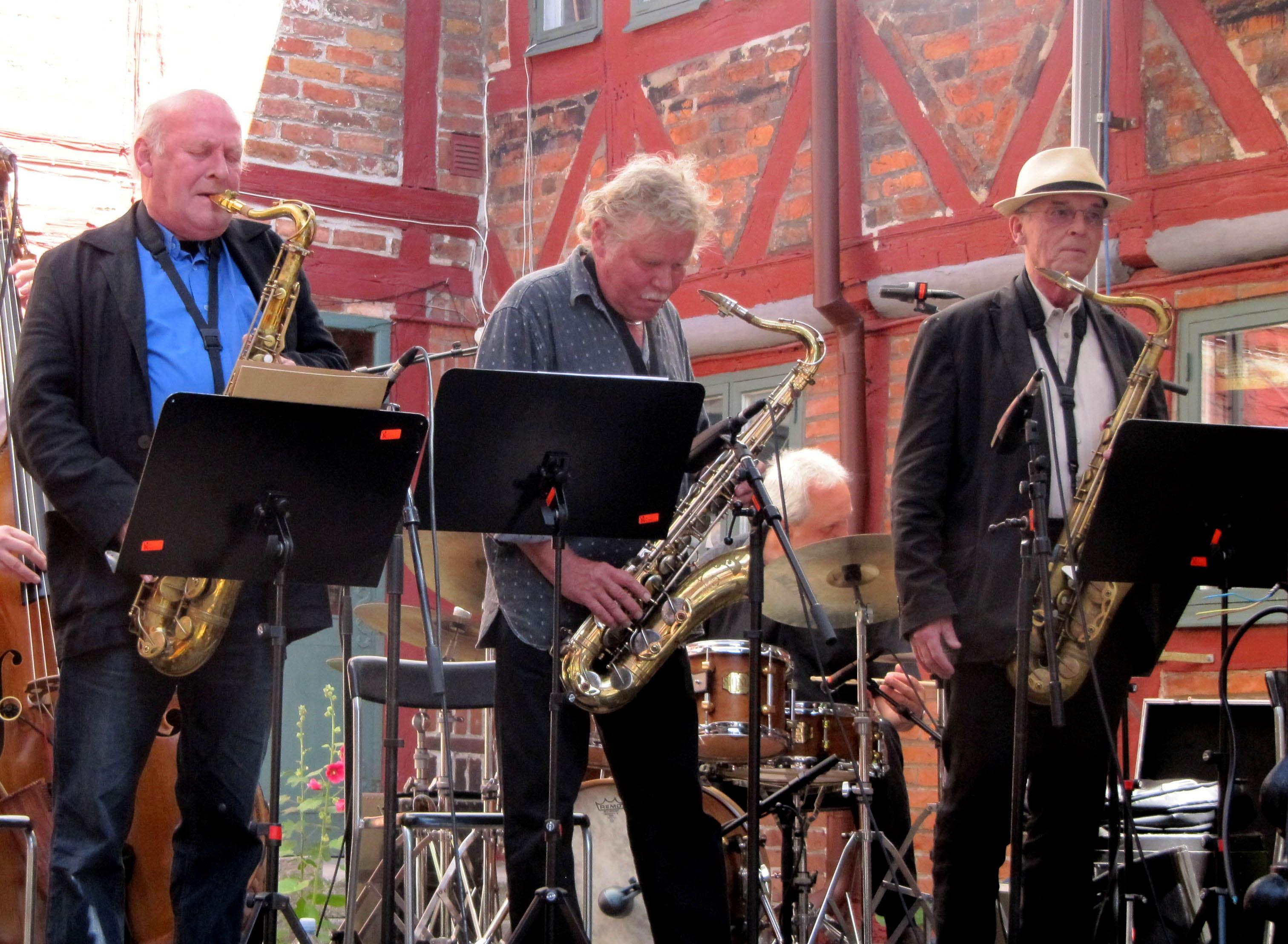 © Tre Tenorer / Jazz i Jemtland, THREE TENORS - ROSENGREN, SANDSTRÖM, ANDERSSON