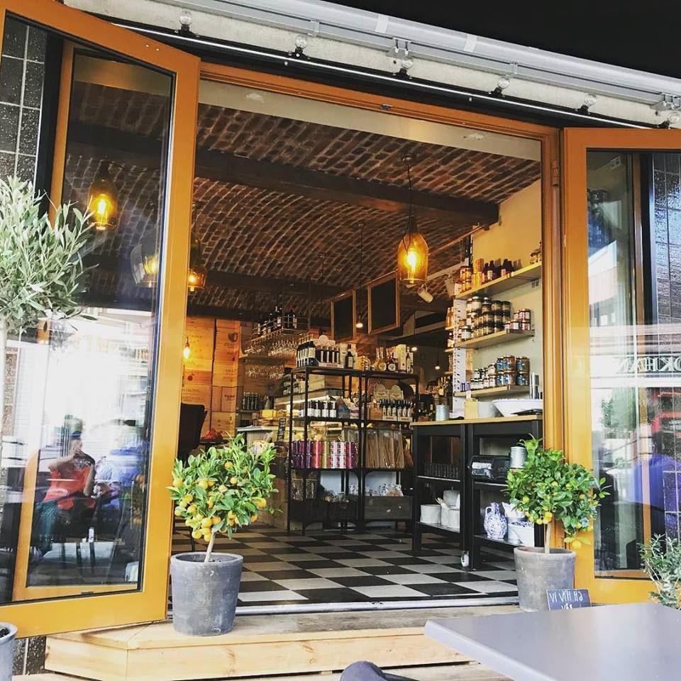 La Banca Italiensk Restaurang i Ljusdal