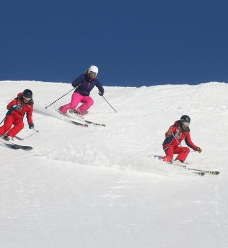 ADULTS. ESF GROUP CLASS 4 OFF PISTE COURSE