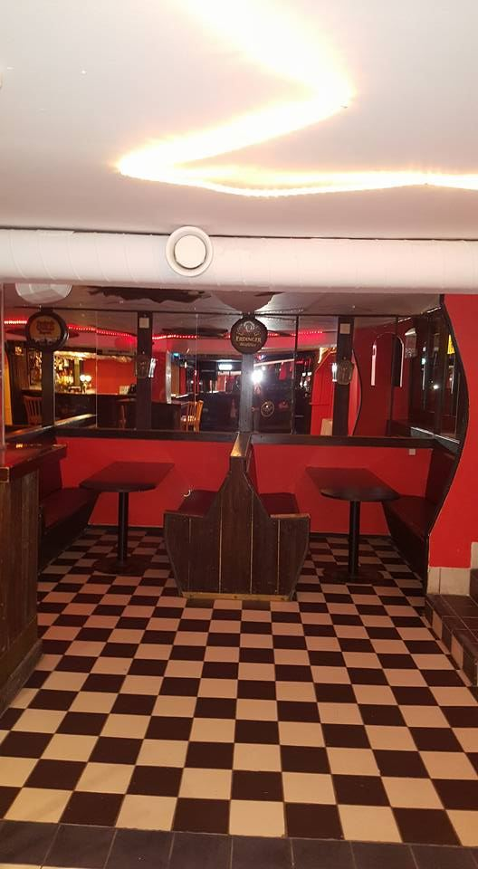 Kick Saloon Amerikansk Restaurang i Ljusdal