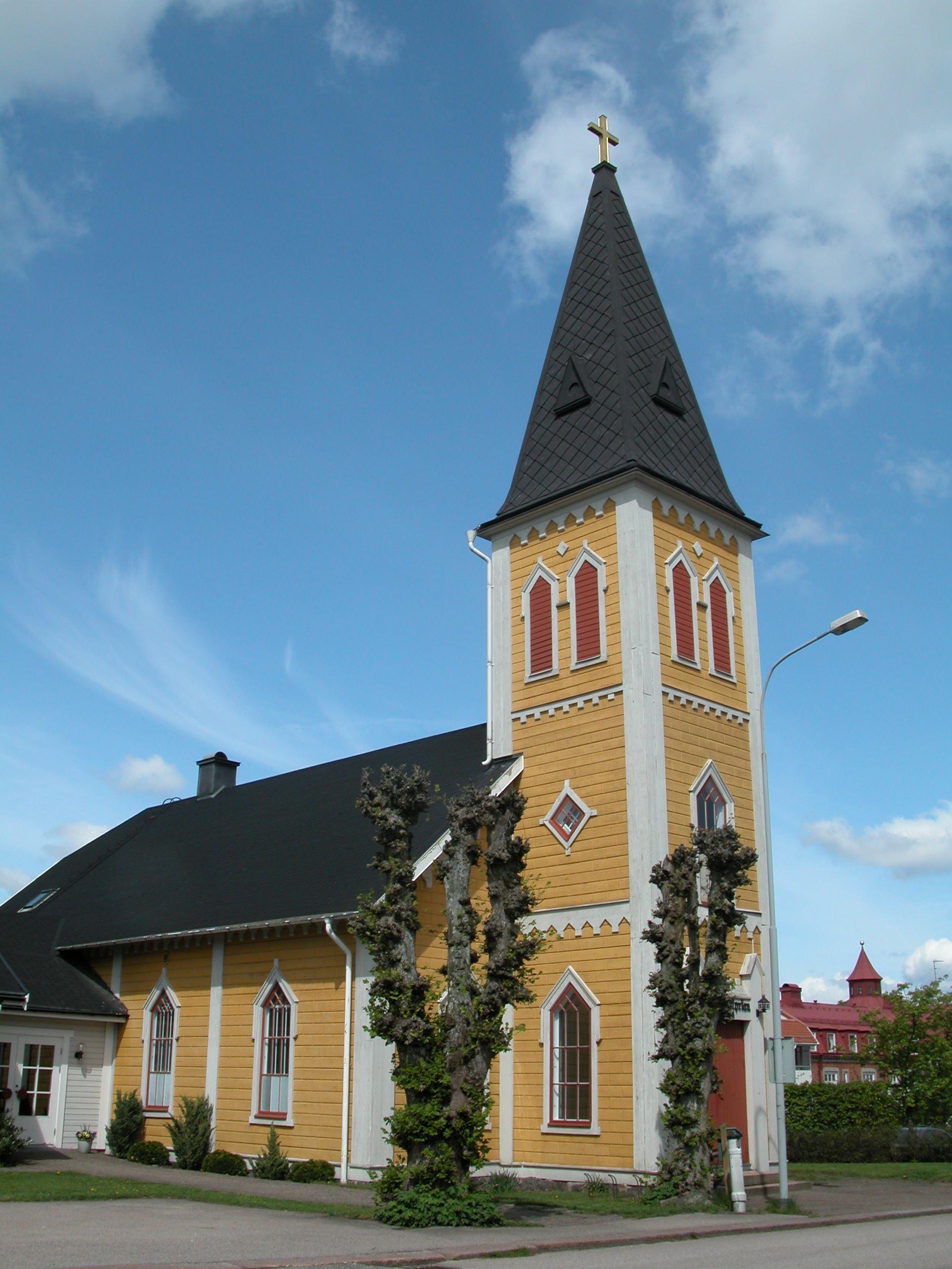 Missionskyrkan (Kirche)