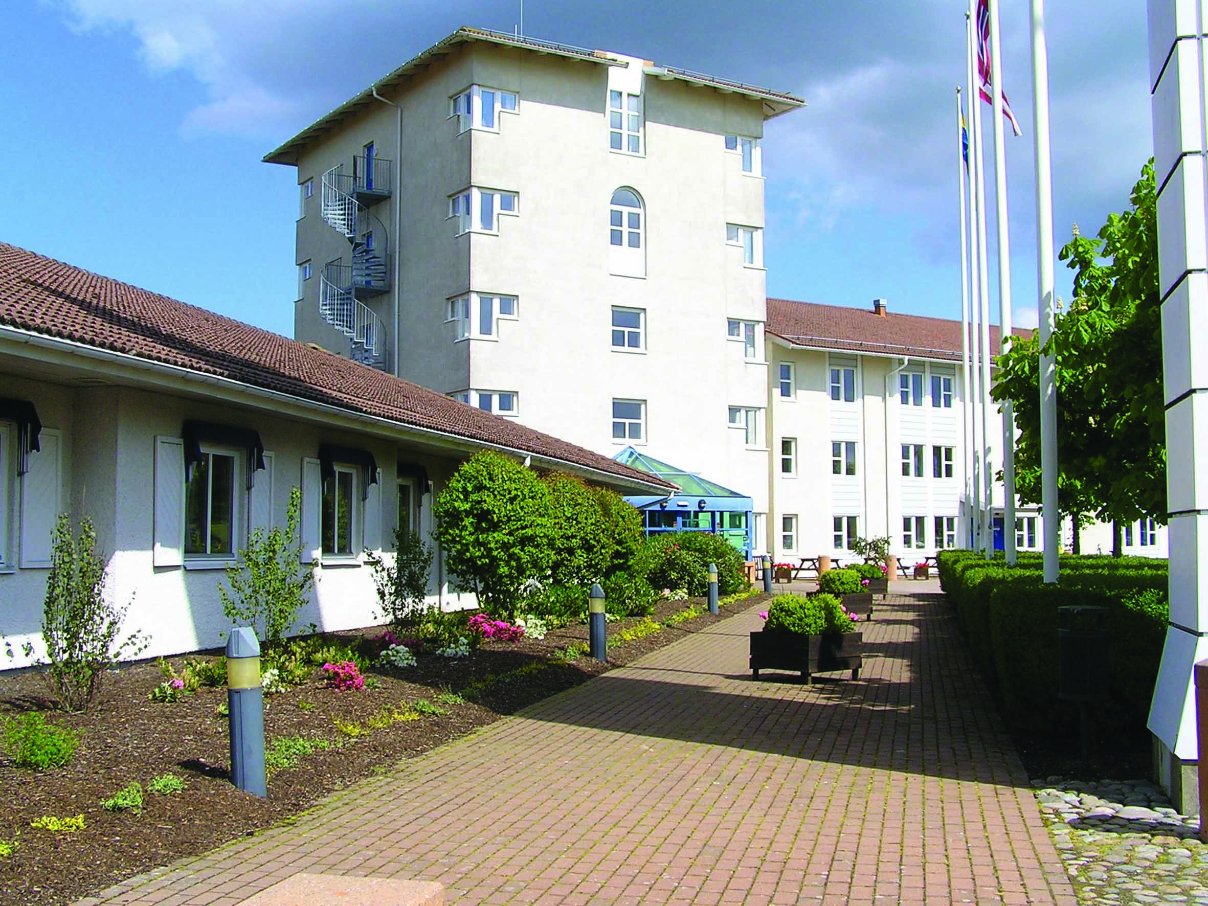 Velkommen til Hotel Erikslund