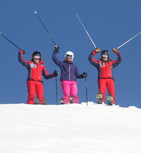 SKI COMPETITION +7 years old / Teens / Adults, 5 or 6 days with lunch