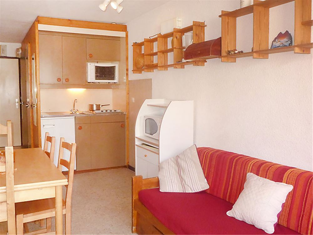 LAUZIERES 712 - 2 ROOMS + CABIN - 5 PERSONS - 1 BRONZE SNOWFLAKE (Ma Clé IMMO)
