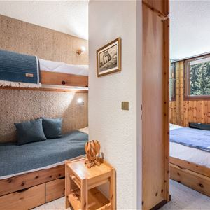 2 rooms 6 people / DOMAINE DU JARDIN ALPIN 102A (Mountain) / Tranquillity Booking