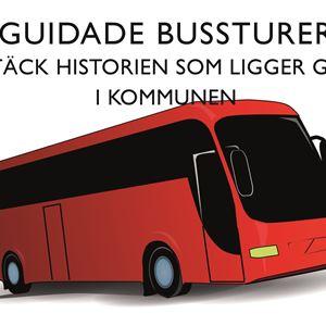 Guidad busstur genom kommunens historia - sydöstra delen