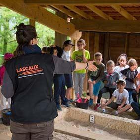 Visite du Thot : Parc Animalier de Lascaux