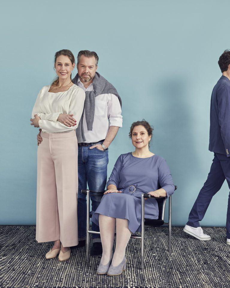Klara G, Scenkonst Östersund presenterar: Lögnen