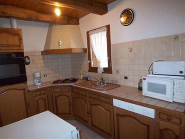VLG237 - Appartement dans maison dans un village du Louron