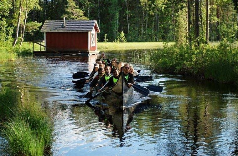Studieresa till Högbo Bruk 19-20 september 2018