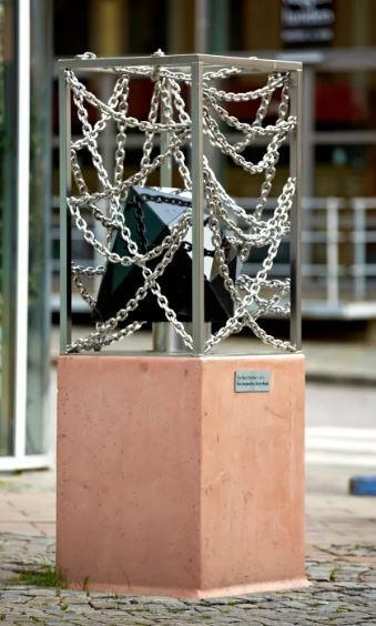 Studio Glass Art Sandgärdsgatan - The Street of Glass Art
