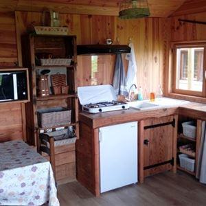 HPG164 - Votre cabane en bois sur pilotis