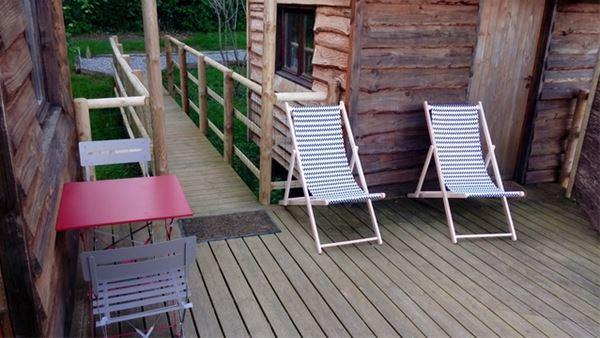 © /, HPG164 - Votre cabane en bois sur pilotis