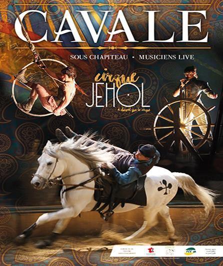 Spectacle Cavale - Avignon 2018