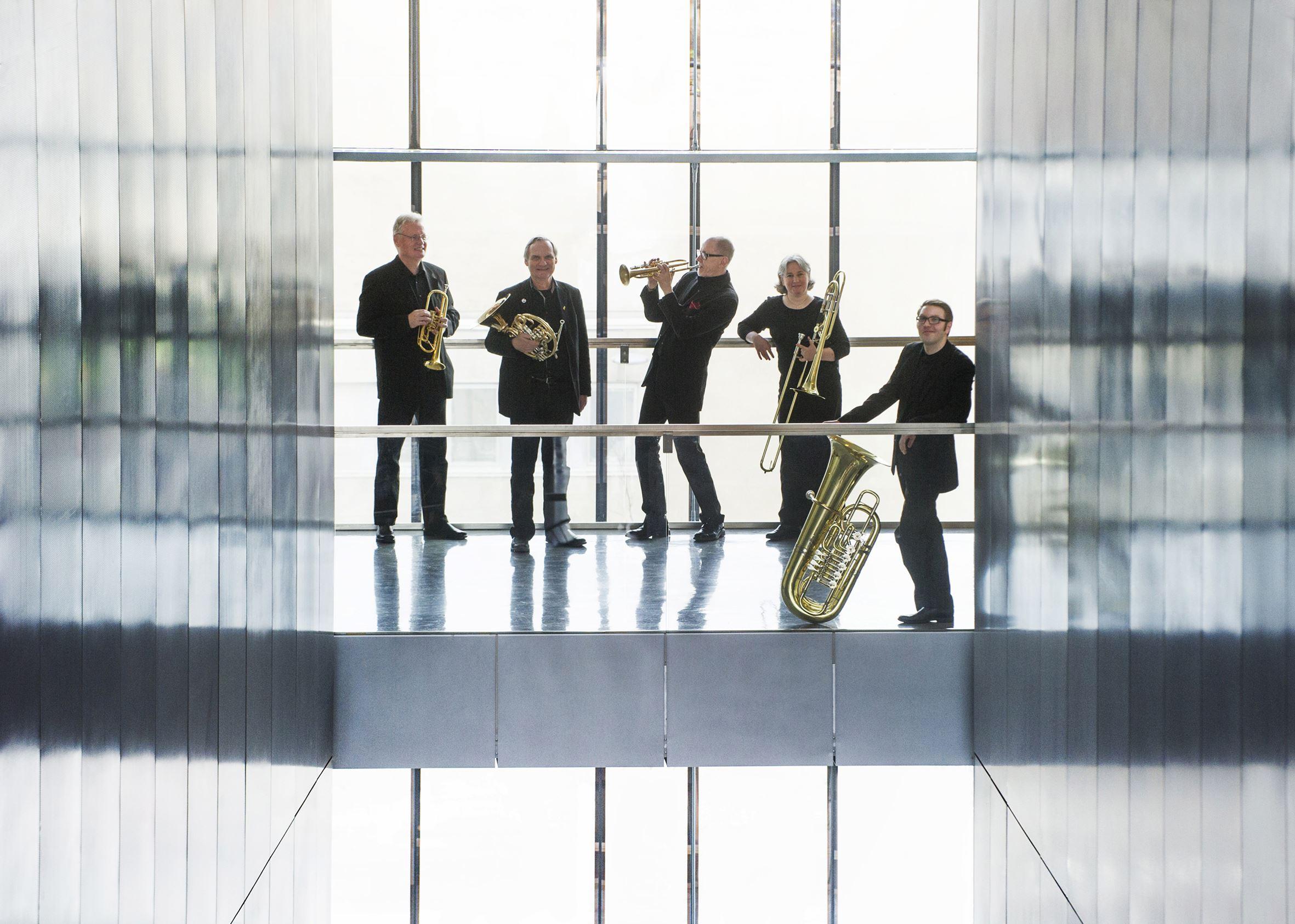Linnékvintetten spelar musik som inspirerat filmskapare- Cinema