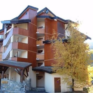 4 rooms 7 people ski-in ski-out / ATREY 401 (mountain) / Tranquillity Booking