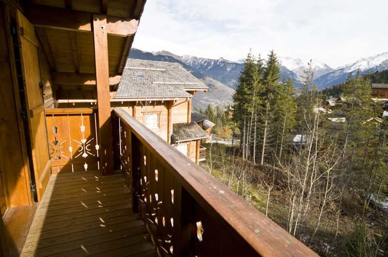 4 rooms, 12 people, ski-in ski-out / Chalet Berger (Mountain of charm)