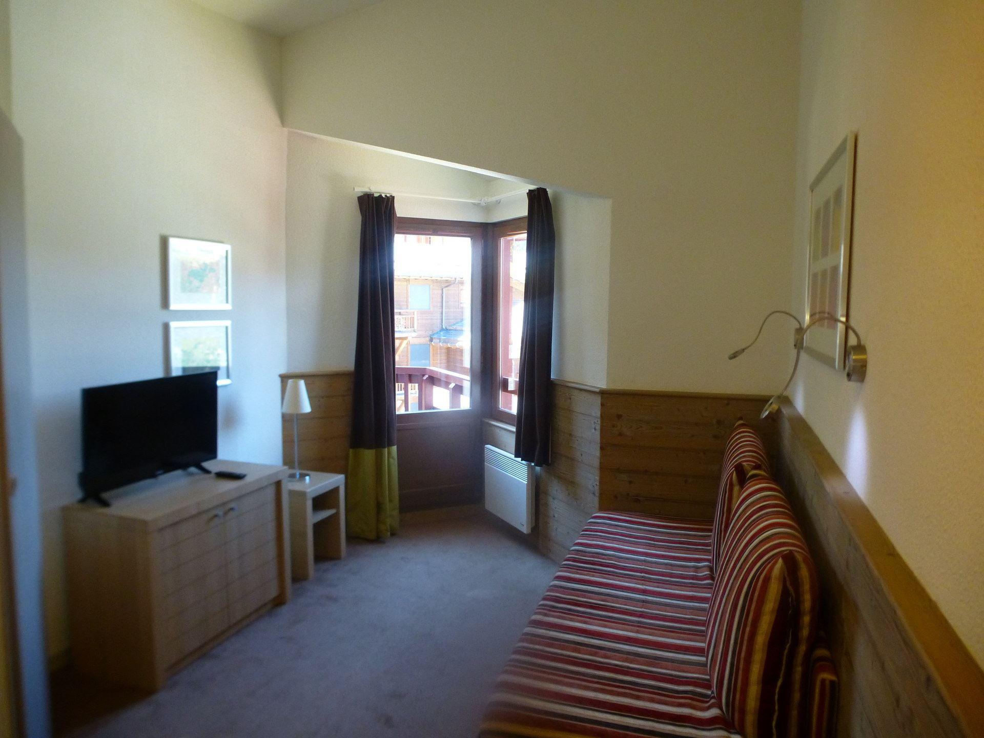 2 rooms, 4 people ski-in ski-out / Britania 602 (Mountain)