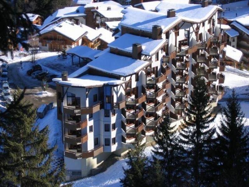 2 pièces, 4 personnes skis aux pieds / Saboïa B34 (Montagne)