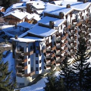 2 rooms, 4 people ski-in ski-out / Saboïa B34 ( Mountain)