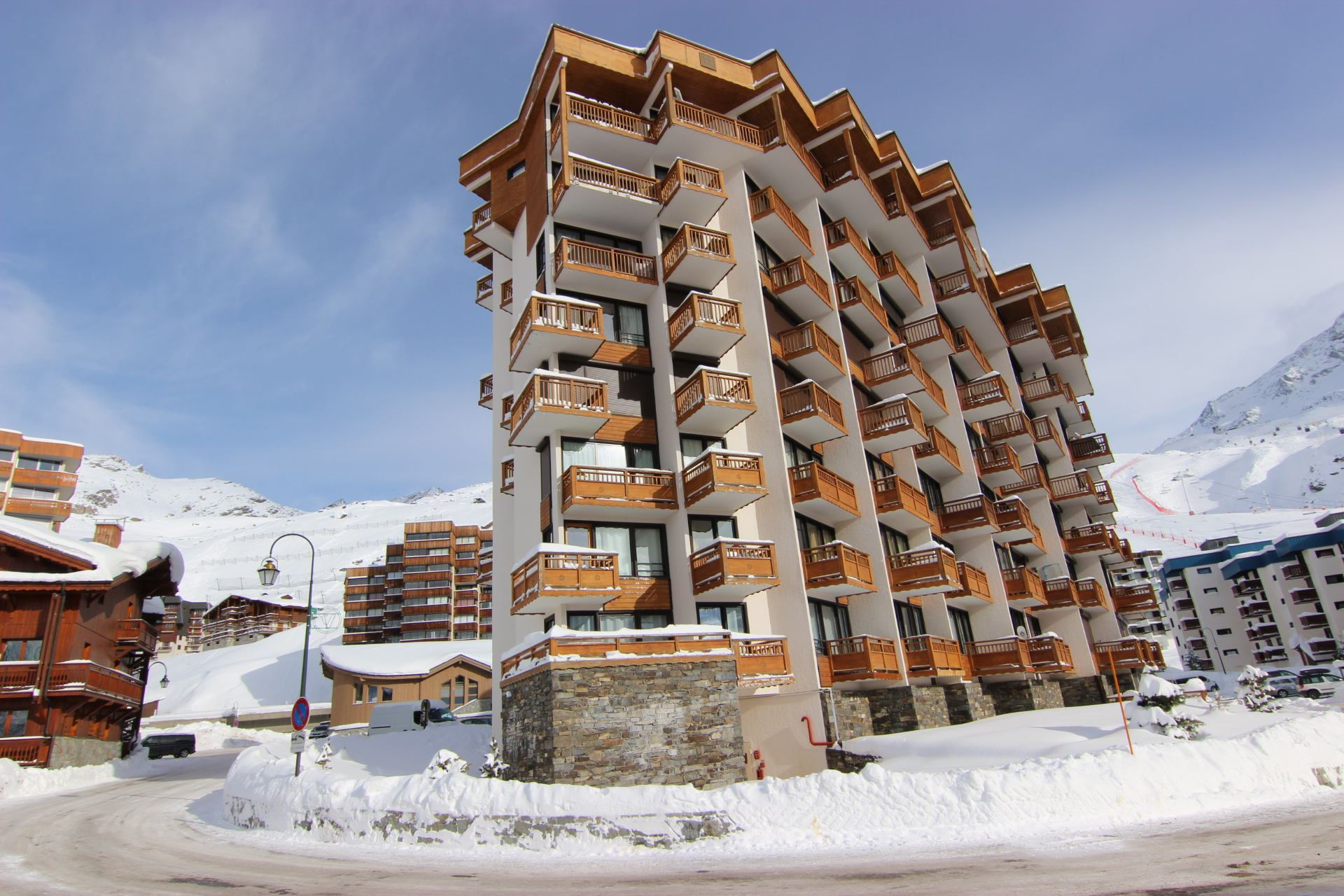HAUTS DE CHAVIERE B17 / APARTMENT 3 ROOMS 6 PERSONS - 3 SILVER SNOWFLAKES - VTI