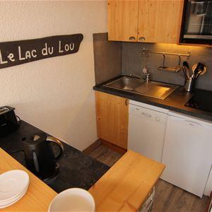 LAC DU LOU 170303 / 1 room 4 people