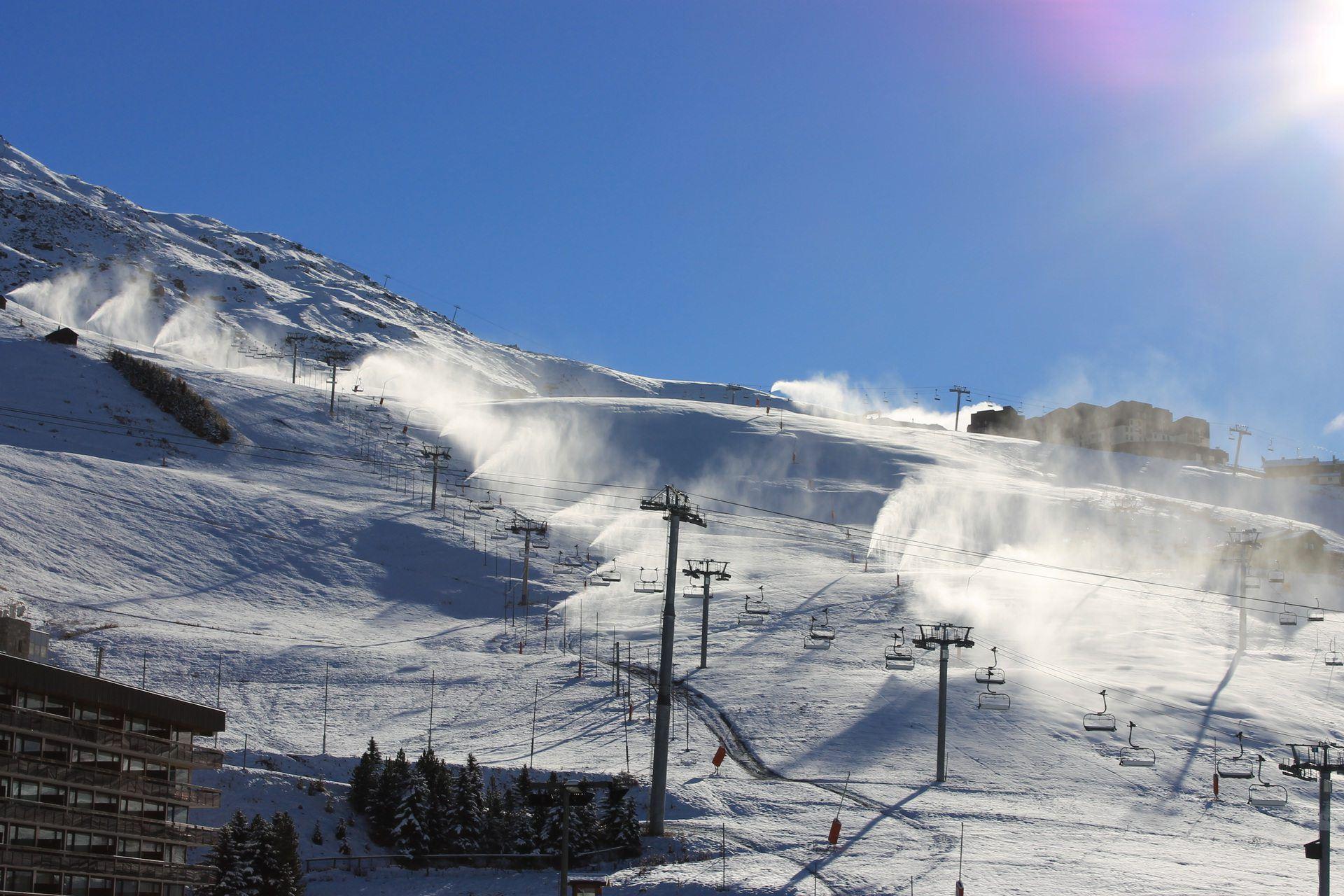 2 room 4 people ski-in ski-out / PECLET 302