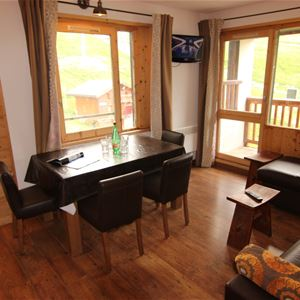 OLYMPIC 817 / APARTMENT 2 ROOMS 4 PERSONS - 3 GOLD SNOWFLAKES - VTI