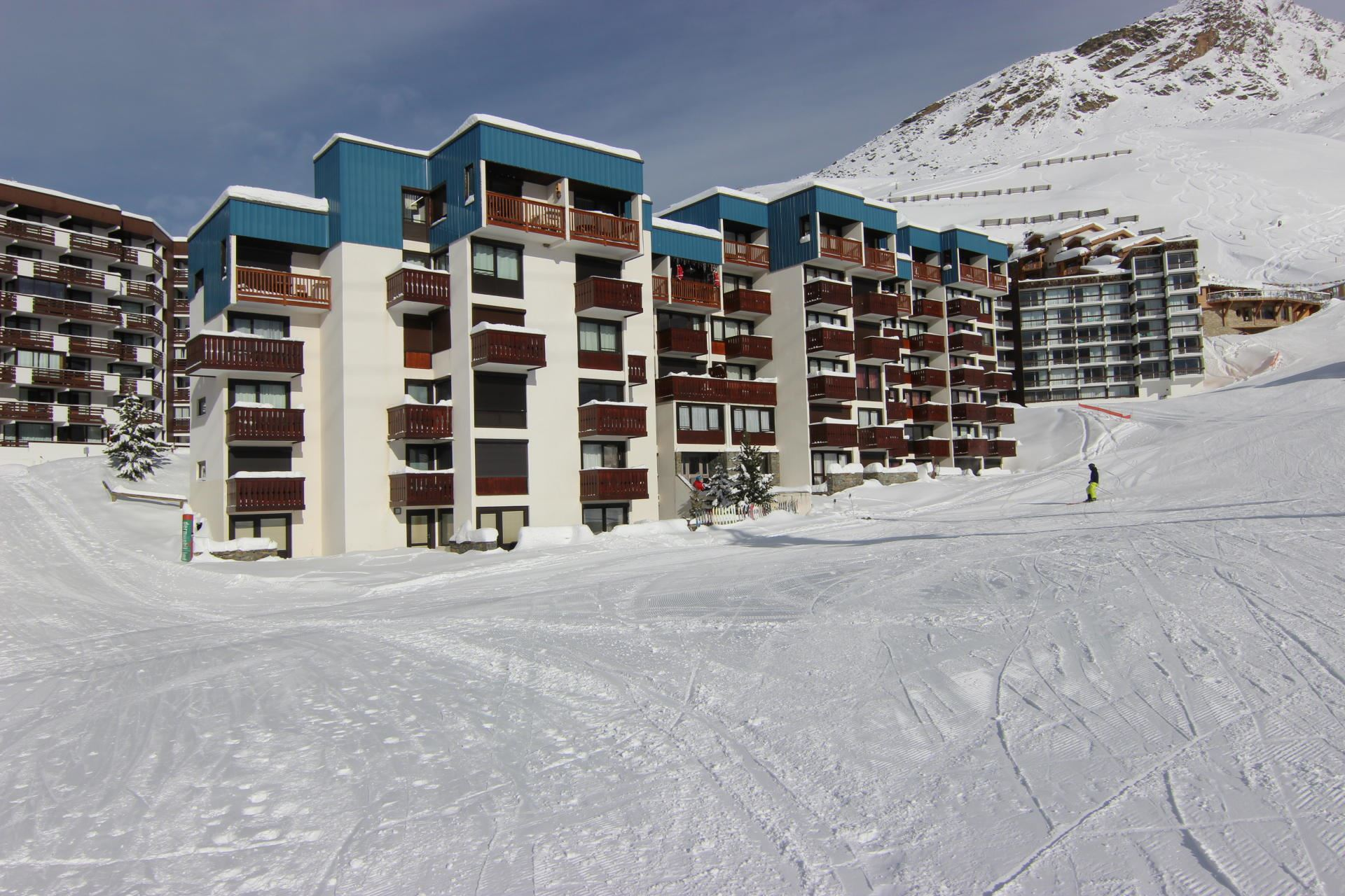 OLYMPIC 817 / 2 ROOMS 4 PERSONS - 3 GOLD SNOWFLAKES - VTI