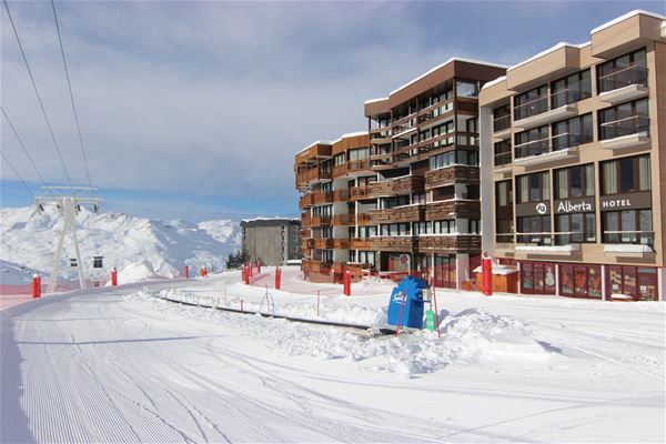 ROC DE PECLET A17 / APARTMENT 5 ROOMS 8 PERSONS - 3 SILVER SNOWFLAKES - VTI