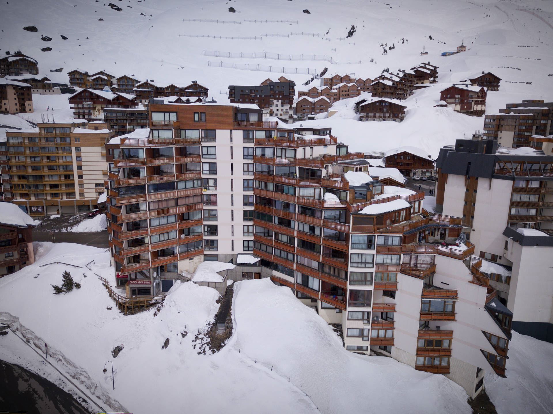 TROIS VALLEES 908 / APARTMENT 2 ROOMS 4 PERSONS - 1 BRONZE SNOWFLAKE - VTI