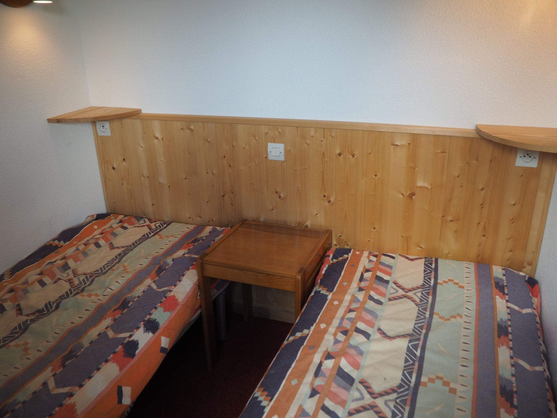 2 Rooms + cabin 6 Pers ski-in ski-out / BALCONS D'OLYMPIE 320