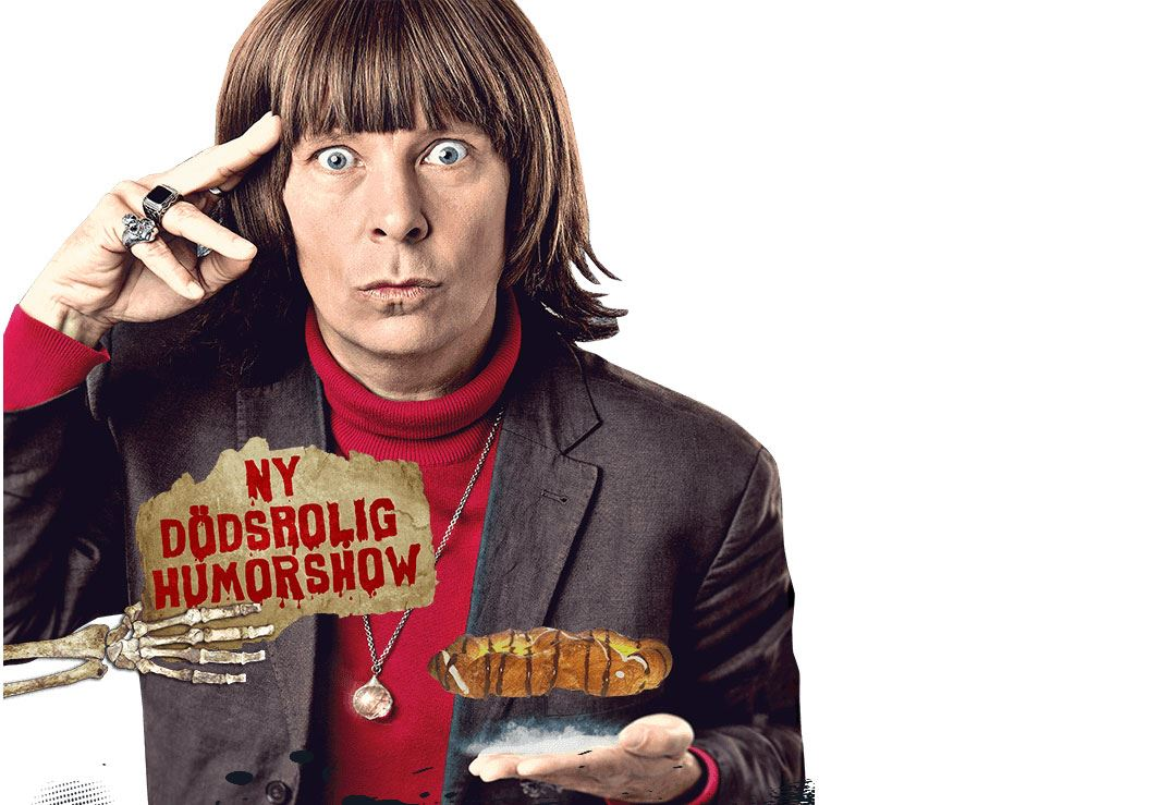 Karsten Torebjer - En dödsrolig humorshow!