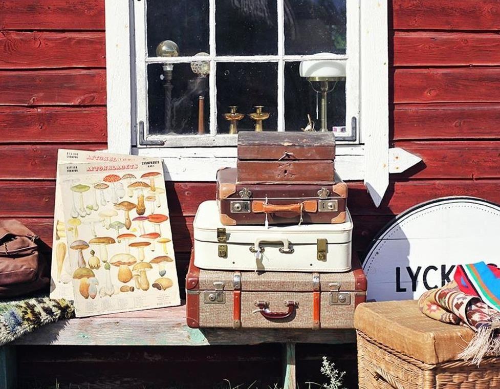 Antikt in Lammhult - Antikgeschäft
