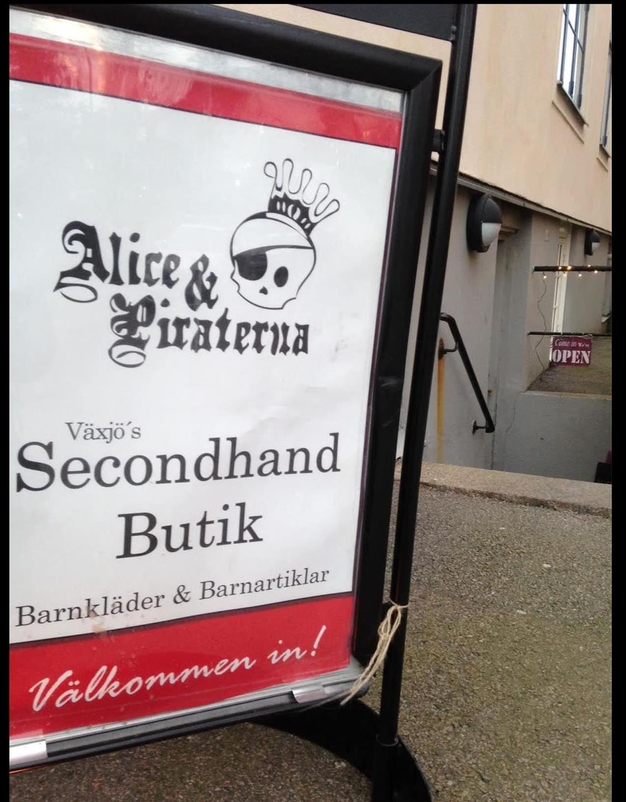 Butiken Alice & Piraterna