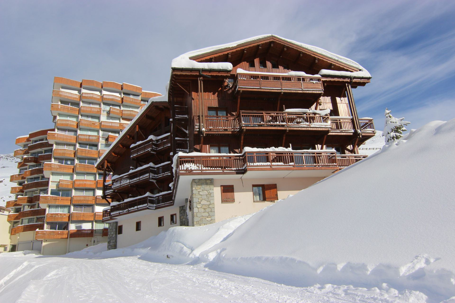 CRISTALLO 2 / 3 ROOMS 6 PERSONS - 3 SILVER SNOWFLAKES - VTI