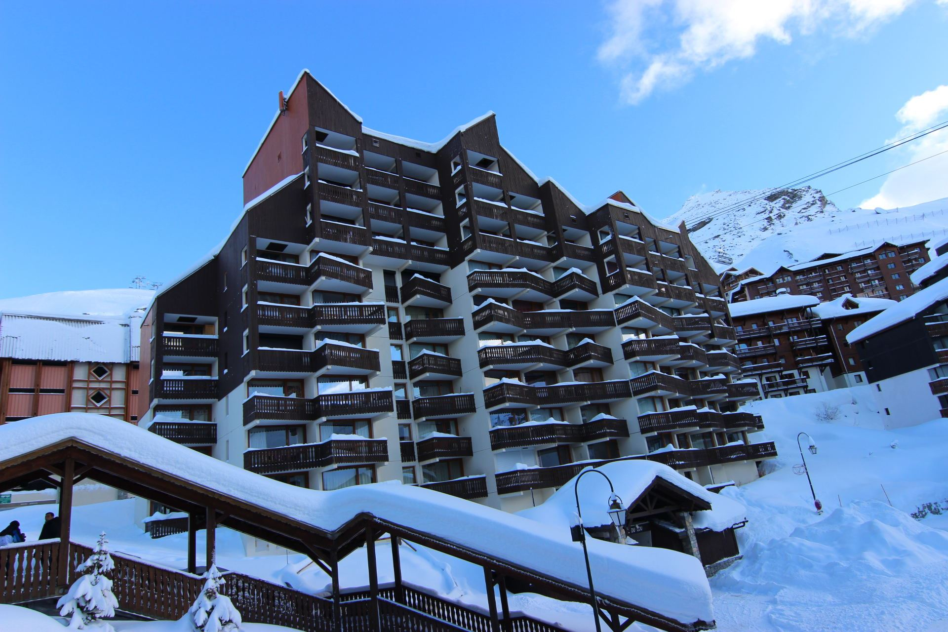 LAC DU LOU 301 / 2 ROOMS 5 PERSONS - 3 SILVER SNOWFLAKES - VTI
