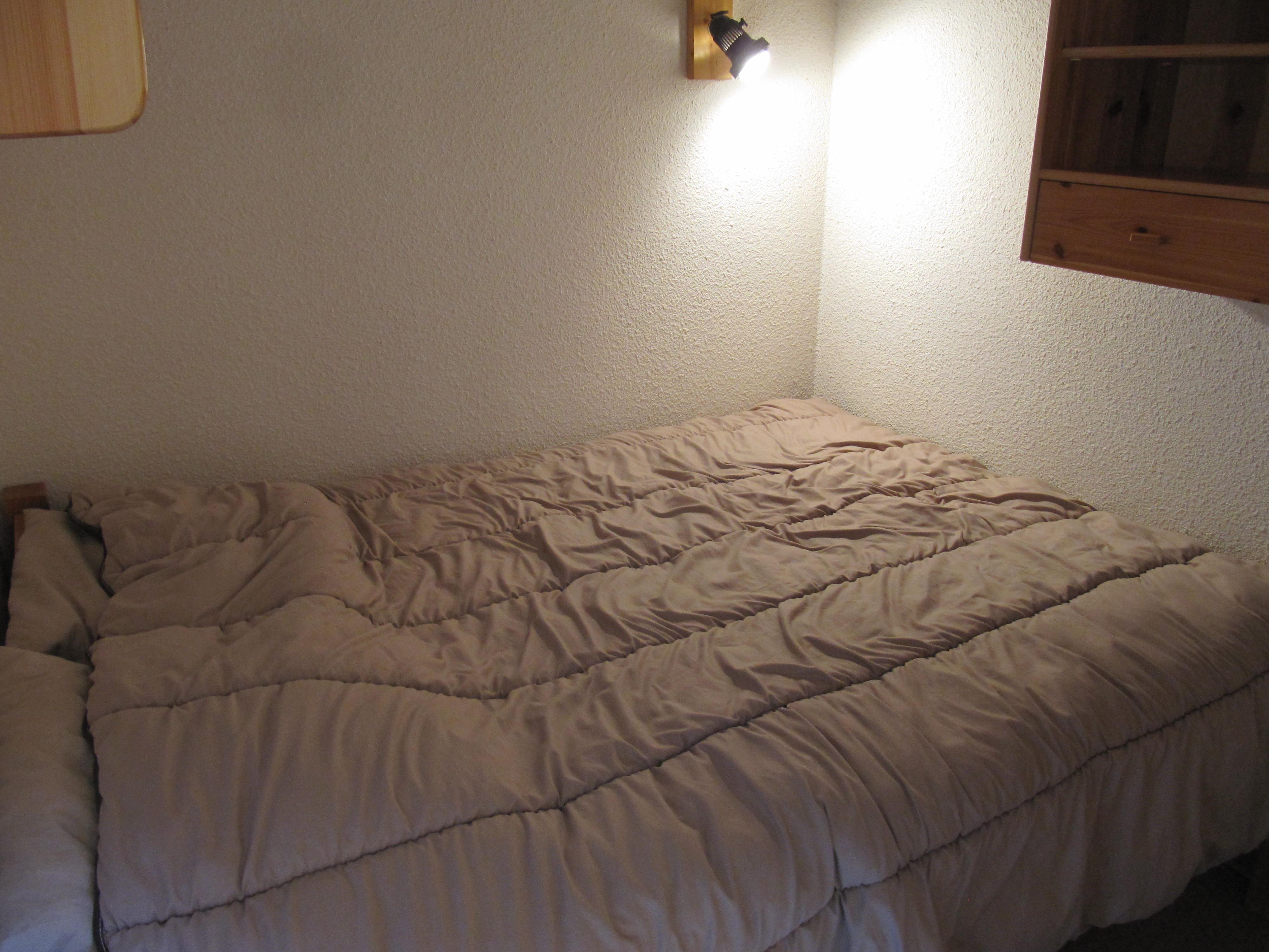 Cimes de Caron 1205 > Studio + Cabin - 4 People - 2 Bronze Snowflakes - Ma Clé IMMO