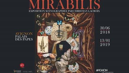 Visite commentée de l'Exposition Mirabilis - 11h00