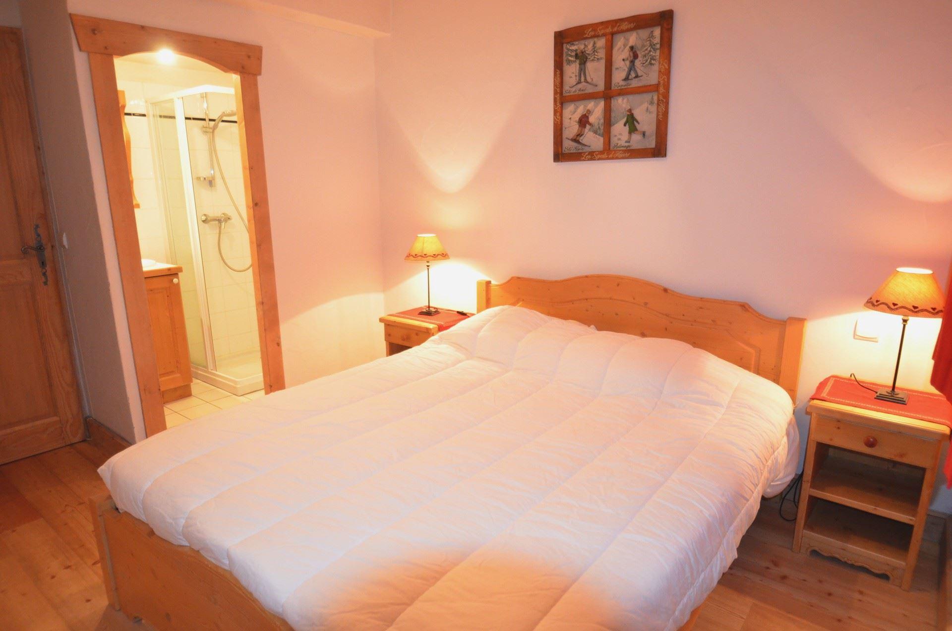 3 Rooms 5 Pers / LES CHALETS DU DORON 11
